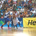 Tinguiririca derrota a Osorno en el primer partido por la final de la Liga Nacional de Básquetbol
