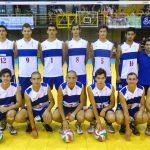 Universidad Católica logró la medalla de bronce varones en la Copa Providencia Volleyball