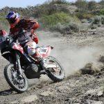 Jeremías Israel sube tres puestos en la clasificación general del Dakar 2014