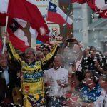 Ignacio Casale hace historia en el Dakar coronándose campeón en quads
