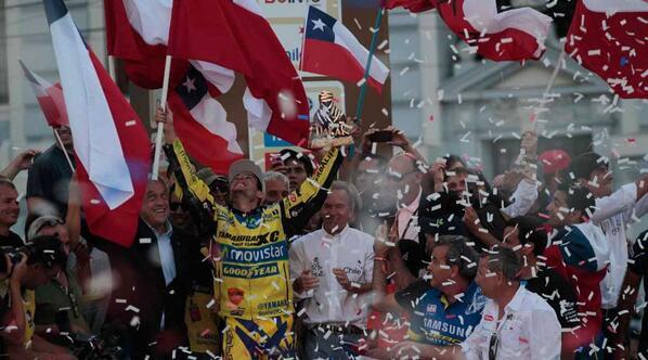 Ignacio Casale hace historia en el Dakar coronándose campeón en ...