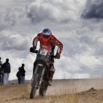 Jeremías Israel se posiciona en el cuarto lugar en motos del Dakar 2014