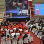 Ministro del Deporte presentó este jueves su primera cuenta pública