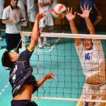 Círculo Militar alcanza el liderato en varones de la Copa Providencia de Volleyball