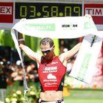 Reinaldo Colucci se coronó bicampeón del Ironman 70.3 Pucón 2014