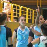 Manquehue y Providencia se acercan a la final femenina de la Copa Providencia de Volleyball