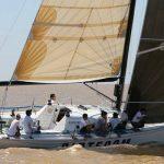 Yate chileno 'Sirtecom' debutó en la 'Rolex Cup' de Punta del Este