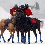 Chile enfrentará a Inglaterra por las semifinales del Mundial de Polo en Nieve