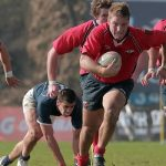 """Chile culminó """"concentrado"""" de cara al Circuito Sudamericano de Rugby Seven"""