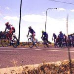 Ciclista Paola Muñoz debutó con un segundo lugar en el Tour Femenino de San Luis