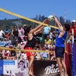 Marco y Esteban Grimalt ganaron la primera fecha del Circuito Nacional de Volleyball Arena
