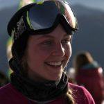 Dominique Ohaco será la abanderada chilena en los Juegos Olímpicos de Invierno