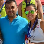 Duplas de Vorpahl/Piña y Dagá/Tobar ganaron la tercera fecha de la Liga Nacional de Volleyball Arena