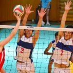Universidad Católica sigue firme en la competencia masculina de la Copa Providencia de Volleyball