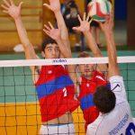 Universidad Católica es el único puntero en varones de la Copa Providencia de Volleyball