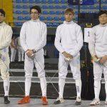 Rodrigo González obtiene bronce para Chile en el Panamericano Cadete y Juvenil de Esgrima