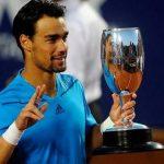 Fabio Fognini se coronó campeón del ATP de Viña del Mar