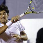 Christian Garín no pudo ante Jeremy Chardy por la primera ronda del ATP de Viña