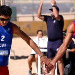 Primos Grimalt se instalaron en semifinales de la tercera fecha del Círcuito Sudamericano de Volley Playa