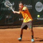 David Fleming y Bastián Malla cayeron en cuartos de final de torneos Futuro