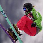 Dominique Ohaco rozó la final del Slopestyle en Sochi 2014