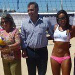Viña del Mar recibe la segunda fecha del Circuito Sudamericano de Volleyball Arena