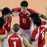 Chile obtuvo el quinto lugar del Sudamericano Masculino de Clubes de Volleyball