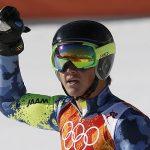 Henrik Von Appen terminó en el puesto 32 de la prueba Supercombinada en Sochi 2014