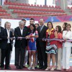 Presidente de la República inauguró el Velódromo de Peñalolén