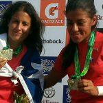 Francisca Mardones y Macarena Cabrillana se visten de oro en los Juegos Parasuramericanos