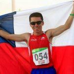 Cristián Valenzuela logró su segunda medalla de oro en los Juegos Parasuramericanos