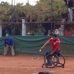 Robinson Méndez se quedó con la medalla de plata en los Juegos Parasuramericanos