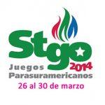 JUEGOS PARASURAMERICANOS SANTIAGO 2014: Resumen sábado 29 Marzo