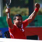 Robinson Méndez buscará el oro parasuramericano del tenis en silla de ruedas este domingo