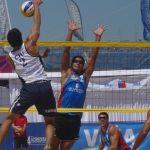 Primos Grimalt avanzan a la semifinal en nueva fecha del Circuito Sudamericano Volley Playa