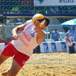 Primos Grimalt lograron medalla de plata en nueva fecha del Círcuito Sudamericano Volley Playa