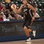 Ziomara Morrison retorna a la WNBA tras fichar por Indiana Fever