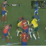 Selección Chilena de Rugby cayó ante Brasil por el Sudamericano Adulto