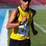 Yerko Araya terminó en el lugar 50 de los 20 kilómetros de marcha en el Mundial de Atletismo
