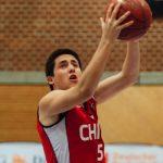 """Chile logró un triunfo histórico en el torneo de básquetball U-18 """"Albert Schweitzer"""""""
