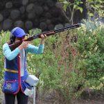 Francisca Crovetto obtuvo el puesto 31 en tiro skeet del ISSF World Cup