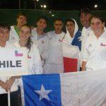 Chile logró el sexto lugar en varones del Sudamericano Sub-16 de tenis