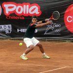 Cinco tenistas chilenos avanzaron a cuartos de final del Futuro Chile 3