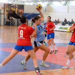 Chile cayó en su debut por el Panamericano Juvenil Femenino de Handball
