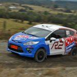 Samuel Israel cumplió destacada actuación en el Rally Mobil de Puerto Montt