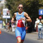 Valentina Carvallo logró el cuarto lugar en el Ironman de Brasilia
