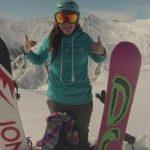 Ocho deportistas representarán a Chile en los Juegos Olímpicos de la Juventud de Invierno