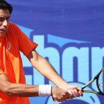 Paul Capdeville cayó en la segunda ronda del Challenger de Santiago