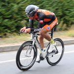 Con polémica comenzó el 45º Campeonato Nacional de Ciclismo de Ruta