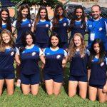 Selecciones chilenas de faustball se encuentran participando en el Mundial Juvenil